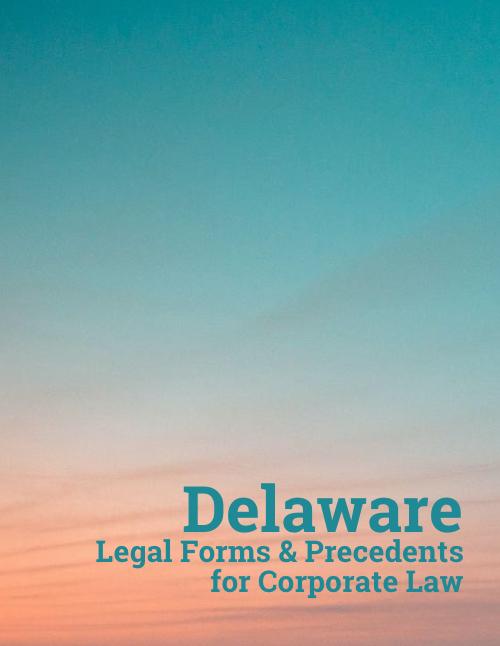 Delware corporate law precedents