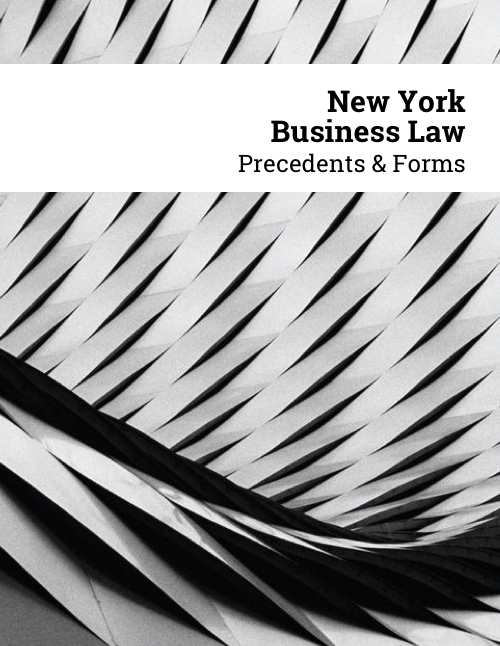 new york corporate law precedents