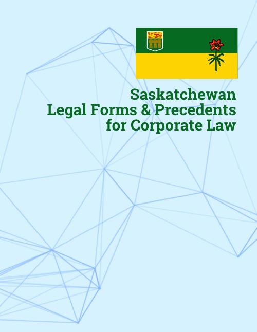 saskatchewan corporate law precedents