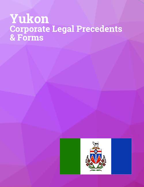 yukon corporate law precedents