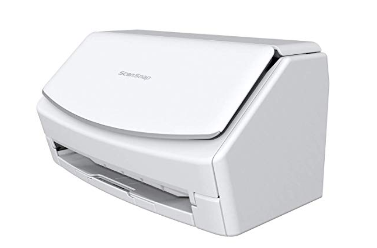 scansnap scanner for minute books